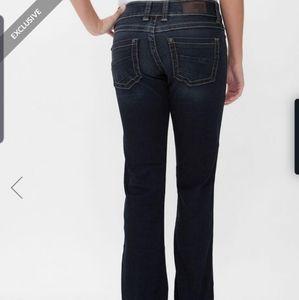 BKE Culture boot stretch jeans sz 28R